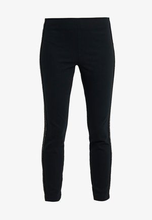 STRUCTURED - Leggings - Trousers - collection black