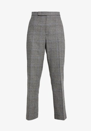 Pantalon classique - glen plaid