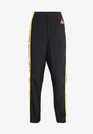 SPORT FREESTYLE - Pantalones deportivos - black