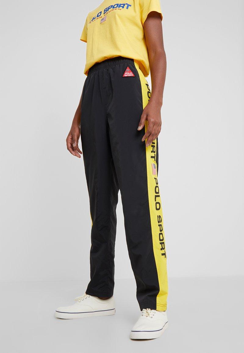 Polo Ralph Lauren - SPORT FREESTYLE - Pantalon de survêtement - black