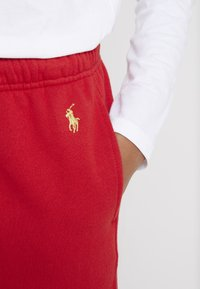 Polo Ralph Lauren - SEASONAL  - Pantaloni sportivi - red - 5