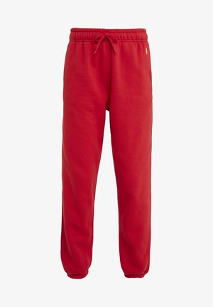 SEASONAL  - Tracksuit bottoms - red