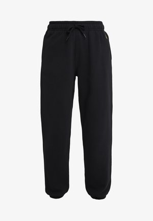 SEASONAL  - Tracksuit bottoms - black