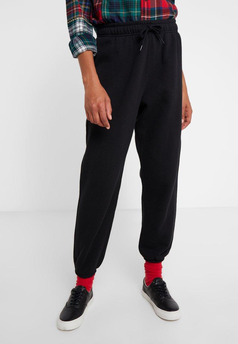 Polo Ralph Lauren - SEASONAL  - Tracksuit bottoms - black