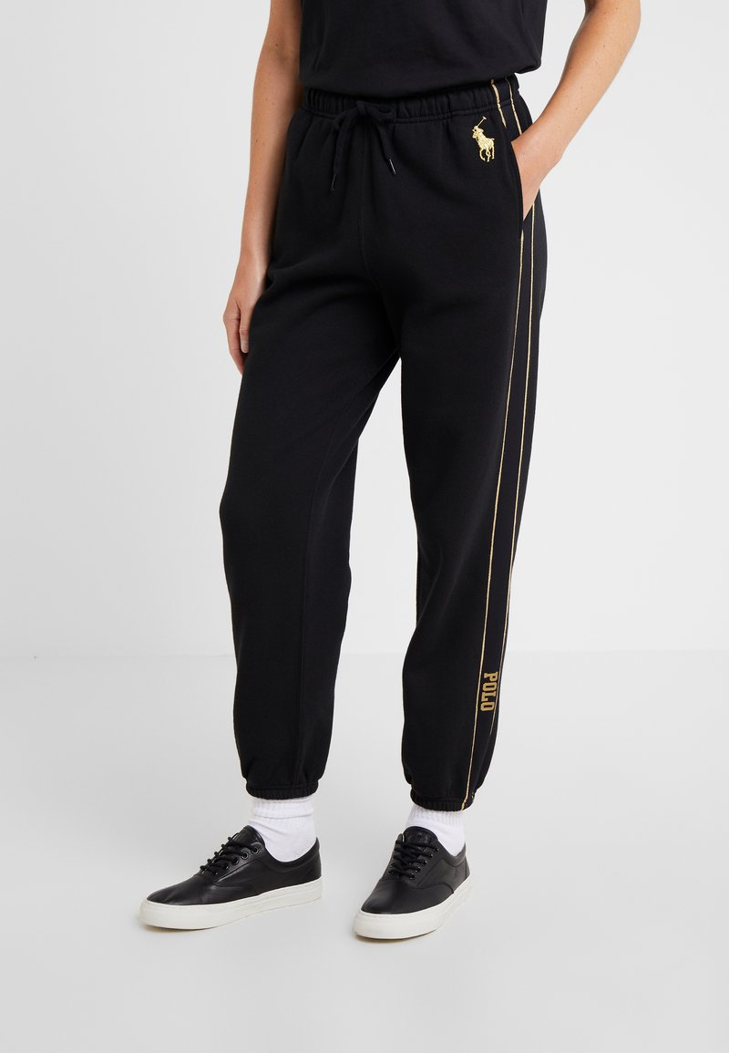 Polo Ralph Lauren - SEASONAL  - Spodnie treningowe - black