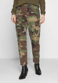 Polo Ralph Lauren - CARGO-PANT - Pantaloni cargo - camo multi - 0