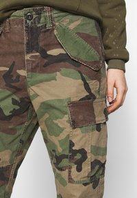 Polo Ralph Lauren - CARGO-PANT - Pantaloni cargo - camo multi - 3