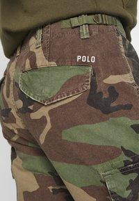 Polo Ralph Lauren - CARGO-PANT - Pantaloni cargo - camo multi - 5