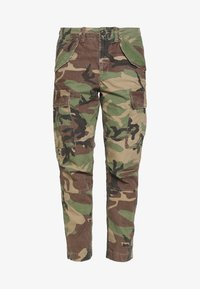 Polo Ralph Lauren - CARGO-PANT - Pantaloni cargo - camo multi - 4