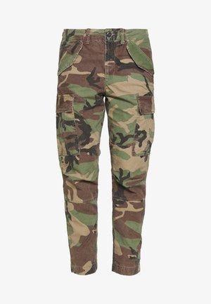 CARGO-PANT - Kalhoty - camo multi