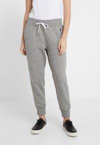 Polo Ralph Lauren - SEASONAL - Pantaloni sportivi - dark vintage heat - 0