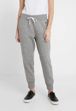 SEASONAL - Tracksuit bottoms - dark vintage heat
