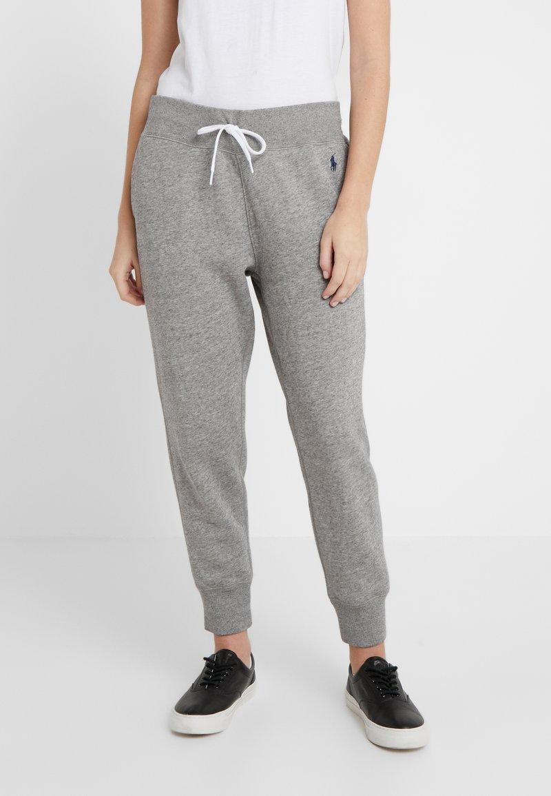 Polo Ralph Lauren - SEASONAL - Pantaloni sportivi - dark vintage heat