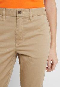 Polo Ralph Lauren - SLIM LEG PANT - Bukse - capetown beige - 4