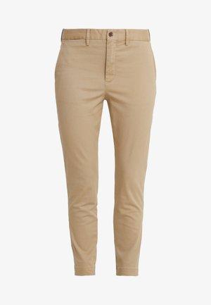 SLIM LEG PANT - Pantalon classique - capetown beige