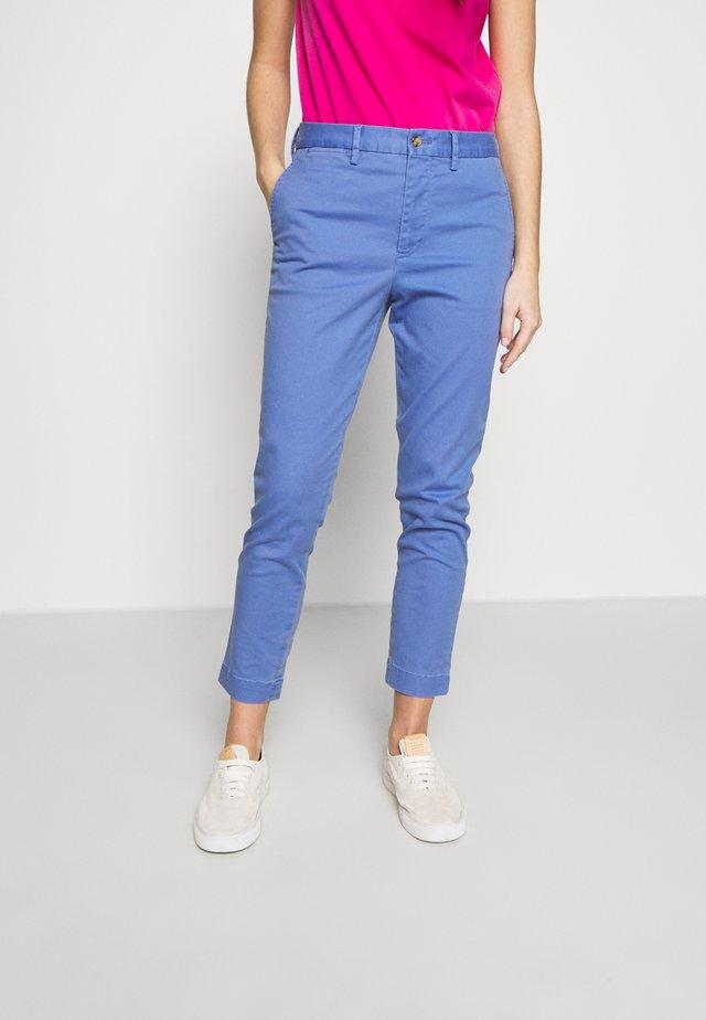 SLIM LEG PANT - Spodnie materiałowe - indigo sky