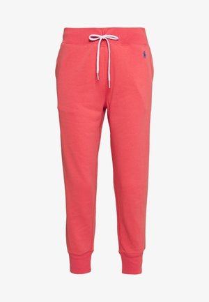 FEATHERWEIGHT - Tracksuit bottoms - amalfi red