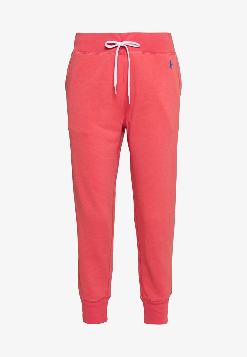 Polo Ralph Lauren - FEATHERWEIGHT - Tracksuit bottoms - amalfi red