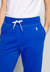 Polo Ralph Lauren - FEATHERWEIGHT - Spodnie treningowe - heritage blue - 4
