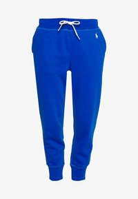 Polo Ralph Lauren - FEATHERWEIGHT - Tracksuit bottoms - heritage blue - 3
