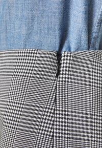 Polo Ralph Lauren - SKINNY PANT - Kalhoty - black/white gingh - 5