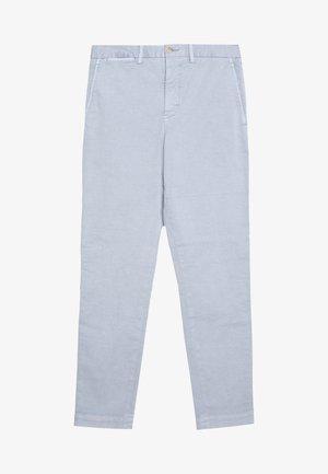 SLIM LEG PANT - Chinosy - estate blue