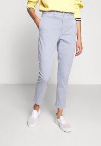 Polo Ralph Lauren - SLIM LEG PANT - Chinot - estate blue - 0