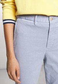 Polo Ralph Lauren - SLIM LEG PANT - Chinot - estate blue - 4