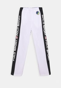 Polo Ralph Lauren - FREESTYLE - Tracksuit bottoms - pure white - 4
