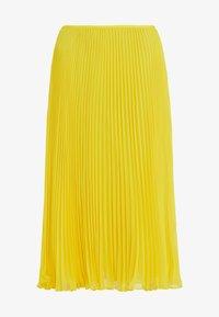 Polo Ralph Lauren - PLEATED - A-line skirt - lemon rind - 3