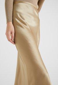 Polo Ralph Lauren - AMLA SK-SKIRT - Áčková sukně - montana khaki - 4