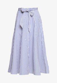 Polo Ralph Lauren - A-lijn rok - white/blue - 0