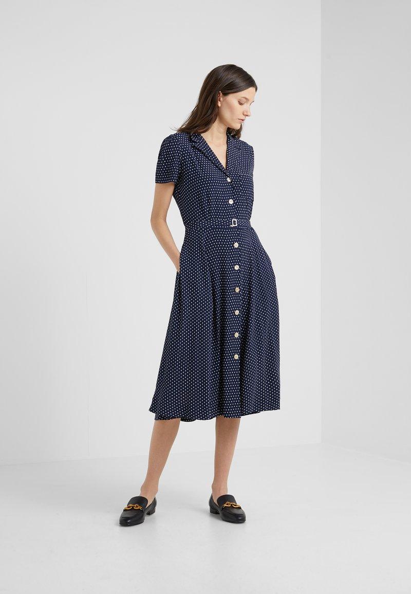 Polo Ralph Lauren - Blusenkleid - polka dot