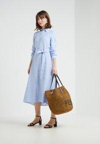 Polo Ralph Lauren - Maxi-jurk - blue/white - 1