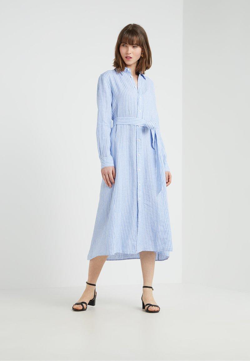 Polo Ralph Lauren - Maxi-jurk - blue/white