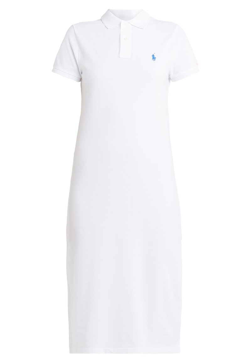 Polo Ralph Lauren - BASIC - Vestito estivo - white