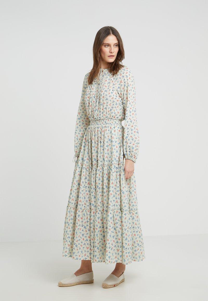Polo Ralph Lauren - GAUZE - Maxi dress - off-white