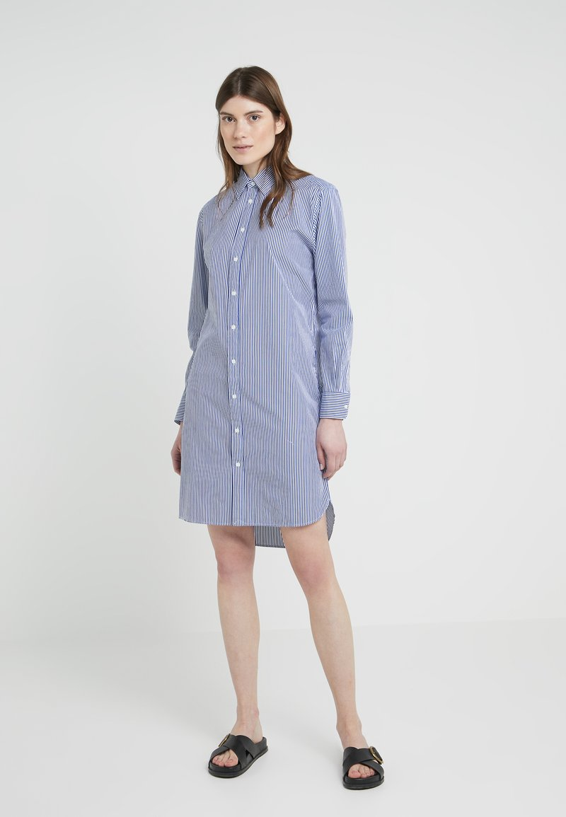 Polo Ralph Lauren - Shirt dress - royal blue/white