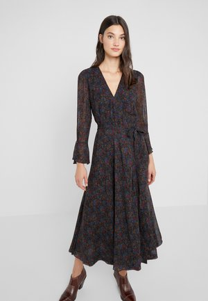 Maxi dress - autumn floral