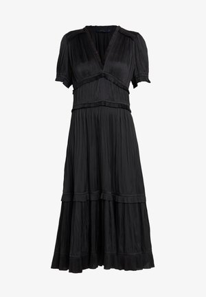 Maxi dress - polo black