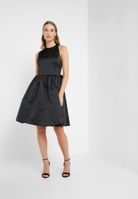 Polo Ralph Lauren - DUCHESS  - Cocktail dress / Party dress - polo black - 1