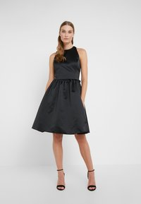 Polo Ralph Lauren - DUCHESS  - Cocktail dress / Party dress - polo black - 0