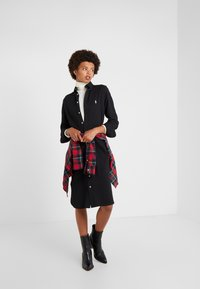 Polo Ralph Lauren - Korte jurk - black - 1
