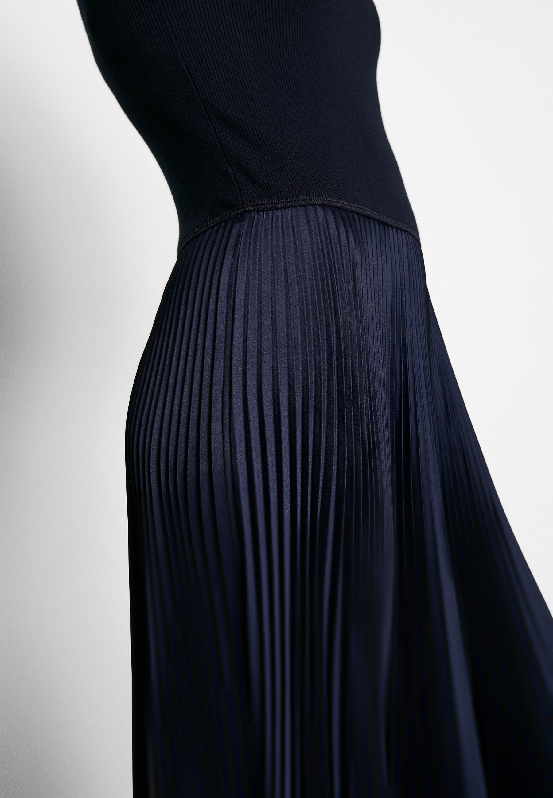 Polo Ralph Lauren Wynna Sleeveless Casual Dress - Stickad Klänning Hunter Navy