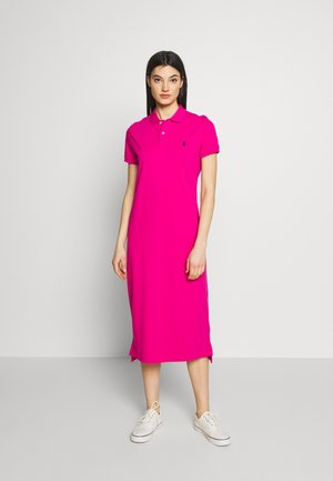 CASUAL DRESS - Sukienka letnia - accent pink