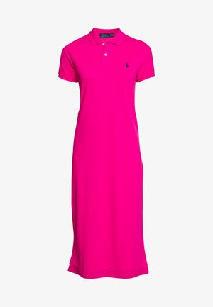 CASUAL DRESS - Day dress - accent pink
