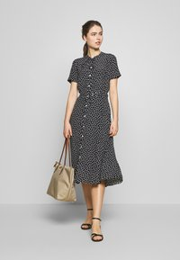 Polo Ralph Lauren - SHORT SLEEVE CASUAL DRESS - Shirt dress - spring polka - 1