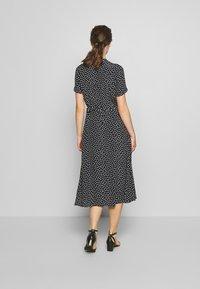 Polo Ralph Lauren - SHORT SLEEVE CASUAL DRESS - Shirt dress - spring polka - 2