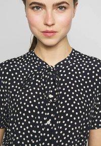 Polo Ralph Lauren - SHORT SLEEVE CASUAL DRESS - Shirt dress - spring polka - 3