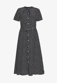 Polo Ralph Lauren - SHORT SLEEVE CASUAL DRESS - Shirt dress - spring polka - 4